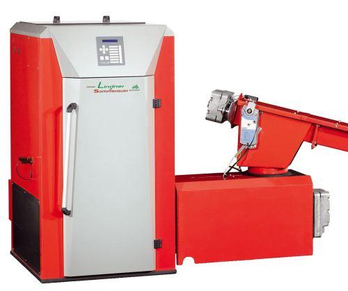 Hackschnitzelheizung installazione climatizzatore for Pellet offerta bricoman